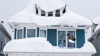 Auf den Schnee folgt die nächste Gefahr