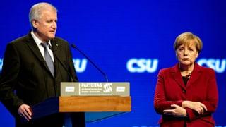 Darüber streiten sich CDU und CSU in der Asylfrage