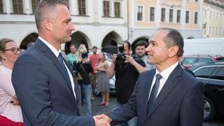 CDU-Kandidat verhindert AfD-Mann als Oberbürgermeister