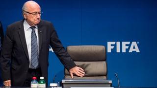 Sepp Blatter ist aus Spital entlassen