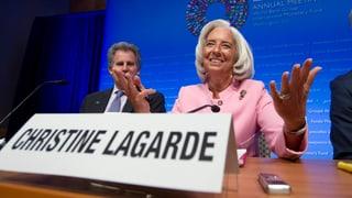 Weltwirtschaft: Optimismus liegt in der Luft