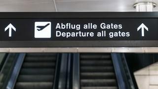 Entwarnung nach Drohung am Flughafen Zürich