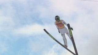 So siegte Peter Prevc in Garmisch
