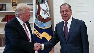 Video «Trump im Trudeln: Die Russland-Connection» abspielen