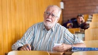 Schweizer Forscher der Uni Lausanne gewinnt Nobelpreis