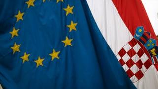 Schweiz weitet Personenfreizügigkeit auf Kroatien aus