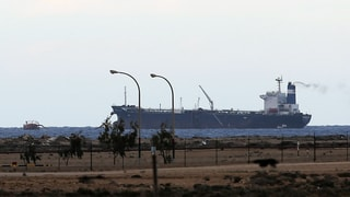 Wird Libyens Öl nun von Rebellen exportiert?