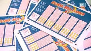 Gemeinsames Lotto: Teure Tipps, kleine Chance
