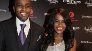 Skurril: Whitney Houstons Tochter Bobbi heiratet ihren Ziehbruder