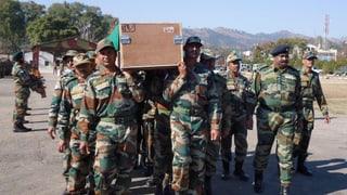 Tod zweier Soldaten heizt Kaschmir-Konflikt an