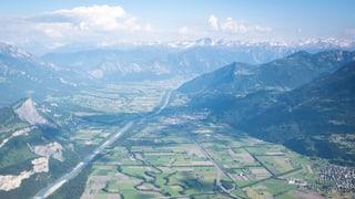 Rheintal soll für Geothermie-Nutzung ideal sein