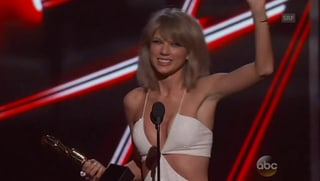 Billboard Music Awards: Taylor Swift räumt ab