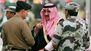 Saudischer König ersetzt Kronprinz durch einen Jüngeren