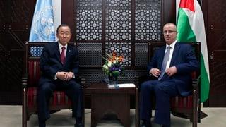 UNO soll Wiederaufbau in Gaza überwachen