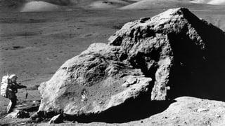 Wie entstand unser Mond?