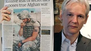 Für Wikileaks wird's schwierig
