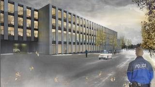 Zwei Neubauten für knapp 90 Millionen Franken