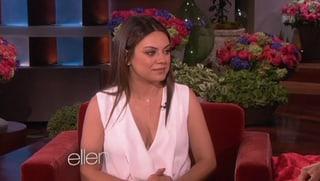 Schwangere Mila Kunis: «Ich esse den ganzen Tag Sauerkraut»