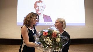 Elisabeth Schneider-Schneiter kandidiert für den Bundesrat