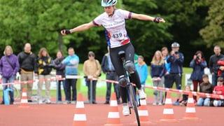 Mirjam Lips: Erfolgreichste Solothurner Sportlerin 2014