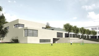 Oberrohrdorf: Nein zur neuen Turnhalle