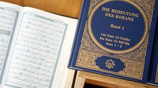 Warum die Stadt Zürich die Koran-Verteilaktion bewilligt hat