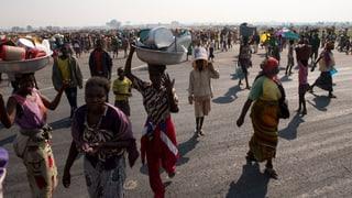 Jeder fünfte Zentralafrikaner ist auf der Flucht
