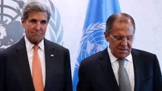 Eiszeit zwischen Washington und Moskau