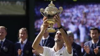 Djokovic lässt Anderson keine Chance