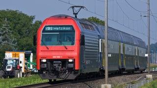 Mit einstöckigen Zügen zu mehr Kapazität im Zürcher S-Bahn-Netz
