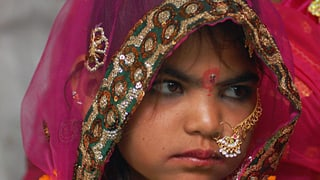 Sex in indischen Kinderehen gilt nun als Vergewaltigung