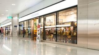Läden im neuen Shopville warten auf mehr Passagiere