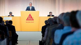 Streit um Sika-Übernahme geht in eine neue Runde