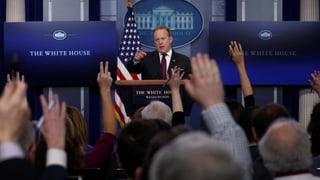 Trump gegen Medien: Streit eskaliert