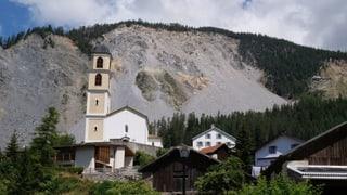 Brienz – ein Dorf rutscht ab