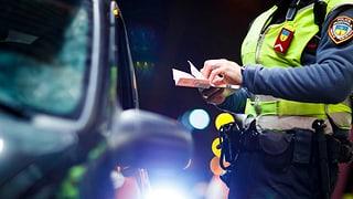 Kriminalität in Basel geht leicht zurück