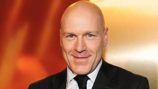 Preisübergabe an Didier Cuche als «Schweizer des Jahres» 2011