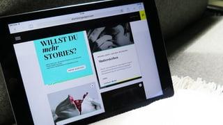 Kurzgeschichten im Netz –  Literatur auf die Schnelle