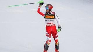 Hirscher avanciert zum erfolgreichsten WM-Fahrer