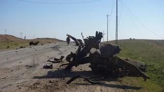 Kurden werfen IS den Einsatz von Chlorgas vor