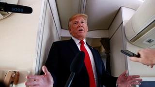 Trump-Pläne sorgen für Unruhe