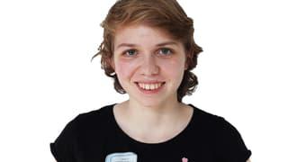 Livia (15): «Mein Tourette bringt mich in Lebensgefahr»