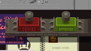 Haikiew: «Papers, Please»
