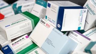 Schweizer Medikamentenhändler sind die teuersten