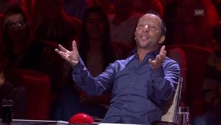 «Schweizer Talente»: Kein Juror ist strenger als DJ Bobo