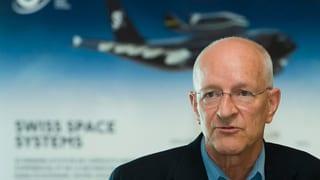 Claude Nicollier duai cussegliar Departament da defensiun