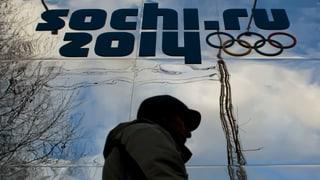 «Terrorakte könnten die Olympiade in Sotschi überschatten»
