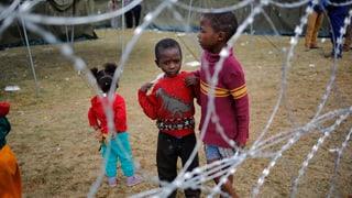 Südafrika: Viel versprochen, nichts gehalten