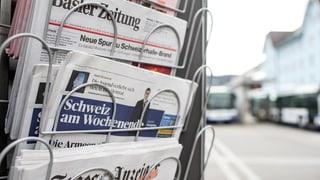 Verkauft Blocher die «Basler Zeitung» an Tamedia?