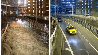 Hurrikan Sandy: Aus Fehlern nichts gelernt